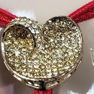 0fe2e75750e4 Victoria's Secret Intimates & Sleepwear - Victoria's Secret Gold Charm V-String  Thong.